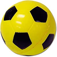 POOF 7.5-Inch Foam Soccer Ball with Box, Colors May Vary by POOF