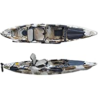 Angel Kayak grapper Goliath Desert Camo