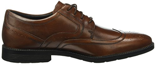Rockport Dressports Modern Wingtip, Brogues Homme Marron - Braun (NEW BROWN LEA)
