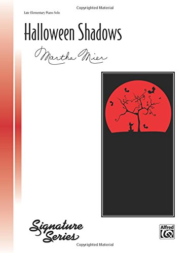 Halloween Shadows: Sheet (Signature)