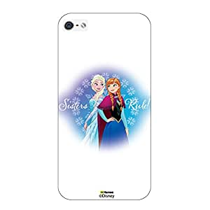 Hamee Marvel Oneplus X Case Cover Disney Princess Frozen (Catch Snowflakes)