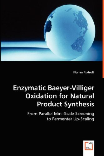 Enzymatic Baeyer-Villiger Oxidation for Natural Product Synthesis: From Parallel Mini-Scale Screening to Fermenter Up-Scaling