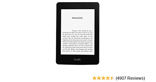 Kindle Paperwhite (5th generation), 6