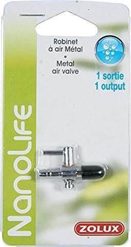 Zolux Robinet métal 1 sortie