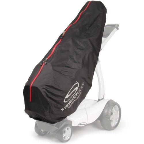 Stewart Golf Universal-Regeschutz für Golfbags schwarz (Golf Belly Putter)