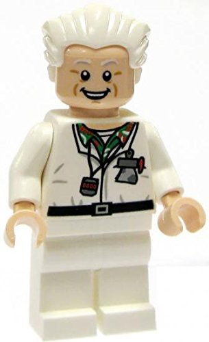 own Minifigur von Zurück in die Zukunft Set 21103 (2013) (Lego Friends Köpfe)