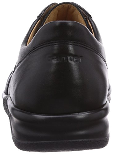 Ganter - Sensitiv Kurt, Weite K, Stringate da uomo Multicolore (Mehrfarbig  (schwarz 0100))