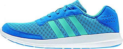 Adidas Element Refresh M, Chaussures De Course À Pied Multicolores Pour Homme (azul / Vert / Blanco (azuimp / Verimp / Ftwbla))