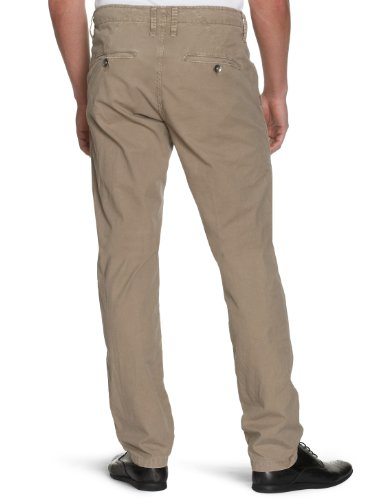 Blood & Gitter - Pantaloni, tapered, uomo Marrone (Braun (Vintage Brown))