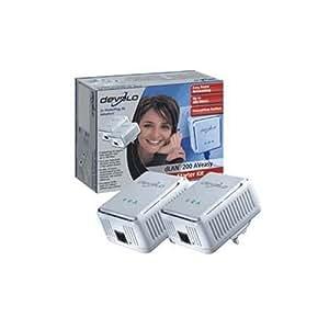 devolo dLAN 200 AVeasy (HomePlug AV) Starter Kit - Eth/ Eth