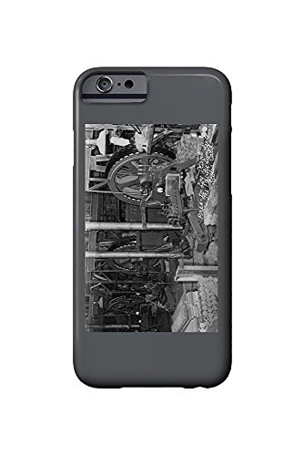 Scotia, California - Interior View of Pacific Lumber Co (iPhone 6 Cell Phone Case, Slim Barely There) - Pacific Lumber
