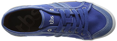 TBS Edgard, Sneakers Basses homme Bleu (Opale)