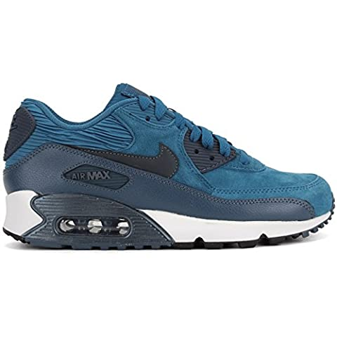 Nike Air Max 90 Leather - Zapatillas de running Mujer