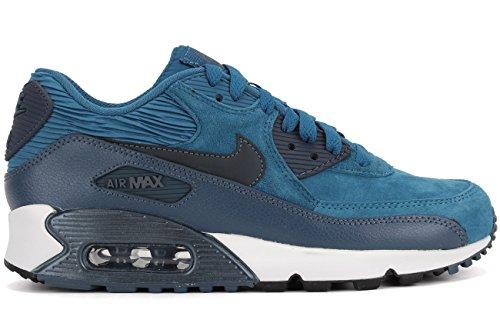 Nike Air Max 90 Leather, Scarpe da corsa Donna Blau