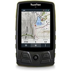 TwoNav Trail (verde) - GPS Full Connect para Senderismo