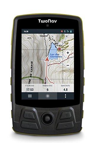 TwoNav Trail verde - GPS Full Connect Senderismo