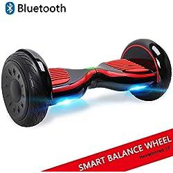 "Dragon Hoverboard con Ruedas de 10"" Scooter eléctrico Self-Balancing Self Blance Scooter Monopatín eléctrico Smart Self Balance Board Dibujo en Color (Paint)"