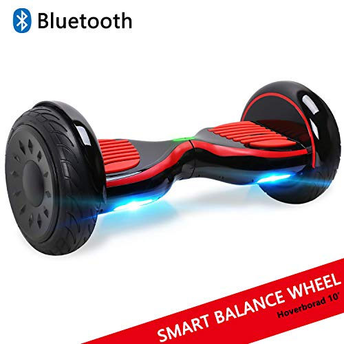 "Dragon Hoverboard con Ruedas de 10"" Scooter eléctrico Self-Balancing Self Blance Scooter Monopatín eléctrico Smart Self Balance Board Dibujo en Color (Paint)"