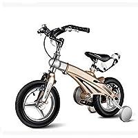 MASLEID escalables los niños en su propia bicicleta de montaña plegable ...