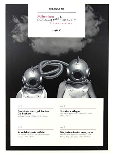 The Best of Millennium Docs Against Gravity Part 5 (BOX) [4DVD] (IMPORT) (Keine deutsche Version) - Gravity Box