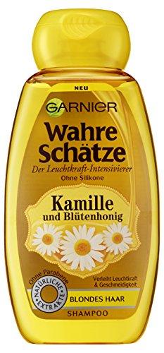 Garnier Wahre Schätze Shampoo Kamille, 6er Pack (6 x 250 ml)