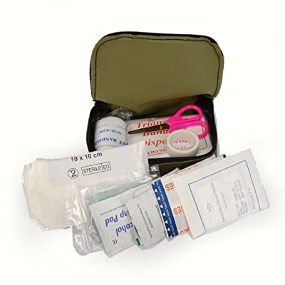 Mil-Tec First Aid Kit small oliv