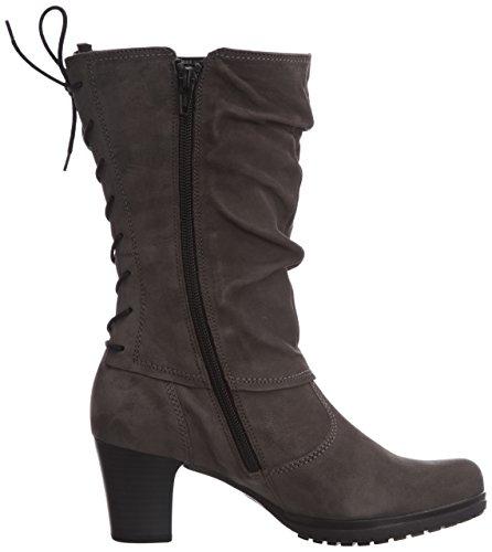 Gabor Carousel, Boots femme Gris (Grey Nubuck)