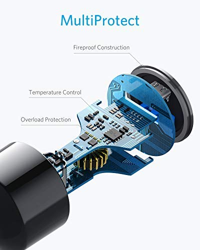 Anker-Auto-Ladegert-42W-PowerDrive-Speed-Duo-USB-C-Kfz-Ladegert-2-Port-mit-30W-Power-Delivery-fr-iPhone-XSXS-MaxXRX8iPad-Pro-2018-MacBook-ProAir-2018Galaxy-S9S8LGNexusHTC-usw