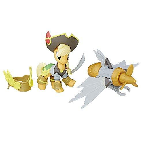 My little Pony c3344el2Den Film Piraten Power Applejack Figur