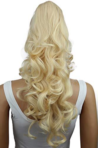PRETTYSHOP Haarteil Hair Piece Zopf Pferdeschwanz ca 60cm Hitzebeständig wie Echthaar div. Farben HT613