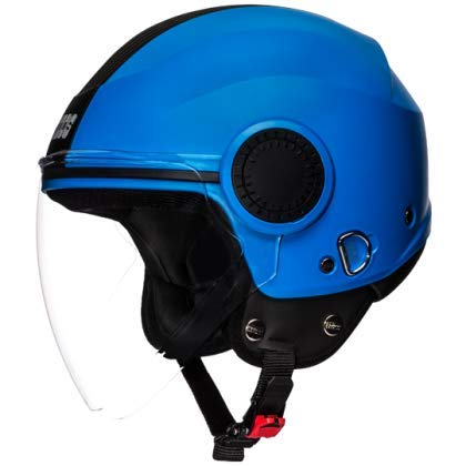 Studds Urban Half Helmet (Blue, L)