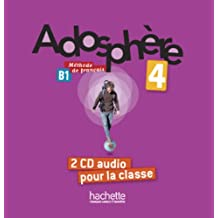 Adosphere: Niveau 4 CD Audio Classe (X2)