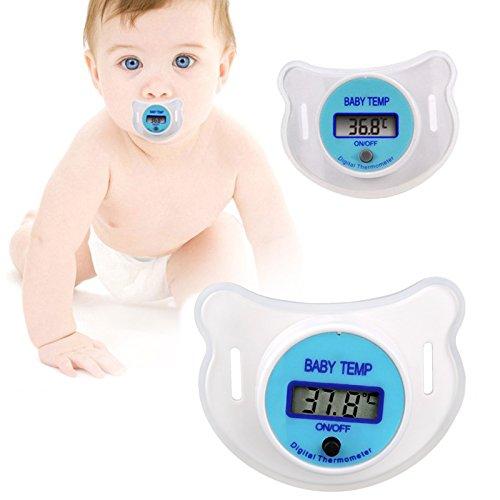 Liamostee - Termómetro Digital para bebés