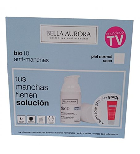 Bella Aurora Bio10 Fluido Anti Macchie 30ml Set 2 Parti