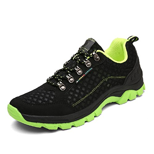 Homme Chaussure de Sport en Mesh Bas Outdoor Chaussures Loisir élastique Respirent Antidérapante Léger