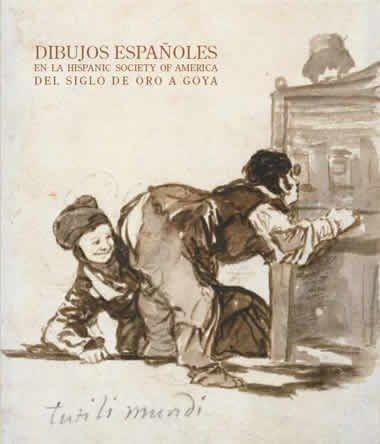 Descargar Libro Dibujos españoles en la Hispanic Society of America. Del Siglo de Oro a Goya de Unknown