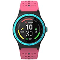 "SPC Smartee Pop - Smartwatch de 1.3"" (IPS, Linux, Bluetooth 4.0 BLE) rosa"