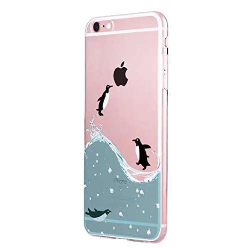 Cover iPhone 6 iPhone 6s, Sportfun morbido protettiva TPU Custodia Case in silicone per iPhone 6 iPhone 6s (13) 11