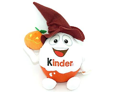 Kinder Überraschung, Kinderino Halloween Eiermann 2012 Belgien (Plüschfiguren) (Halloween Kinder Ei)