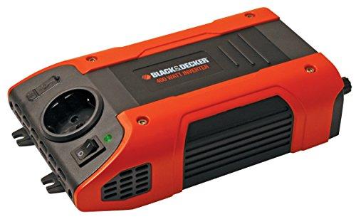 Black+Decker BDPC400-QS Spannungswandler 400Watt mit 12V Buchse