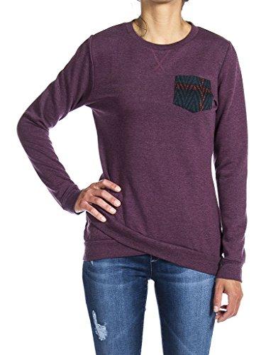 Carrera Jeans - Sweatshirt 869 für Frau, mit aufgedrucktem Logo, Regular fit, Langarm
