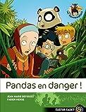 pandas en danger + menace sur les tortues (2 histoires)