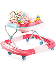 Luvlap Grand Baby Walker with Rocker (Pink)