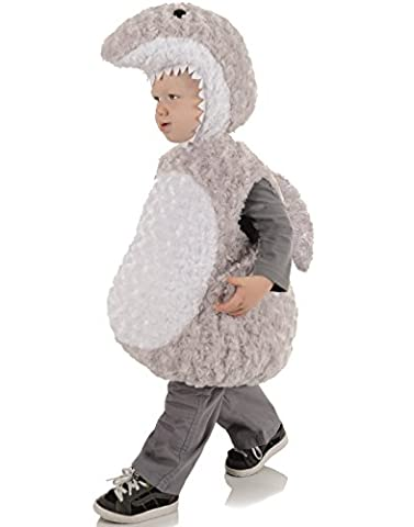 A Great Halloween Costume - Underwraps Great White Shark Toddler Halloween Costume-L