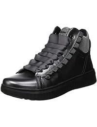Geox J Discomix A, Sneaker a Collo Alto Bambina
