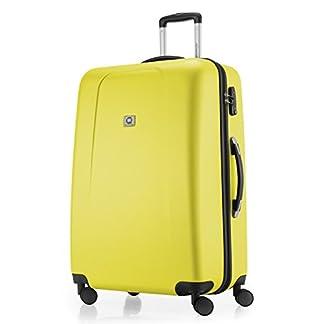 Principal Ciudad maletín ®, 103litros (aprox. 75x 49x 30cm) ·–Maletín maletín rígido · Wedding 1209· TSA Cerradura · colgante · Color: Mate (en 5colores)