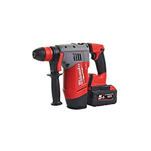 Milwaukee M28 CHPX/5.0 Ah + HD Box FUEL Akku-Kombihammer