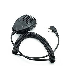 BAOFENG Originalhand UV-5R Lautsprecher-Mikrofon für Dual-Band Funk