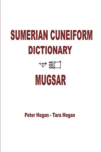 Sumerian cuneiform dictionary mugsar: collector's edition