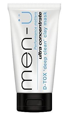 men-ü D-TOX Clay Mask 100 ml by men-ü